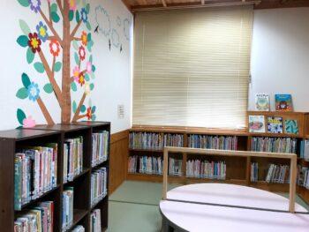 落ち着いて過ごせる。集中できる。近くの図書館へ